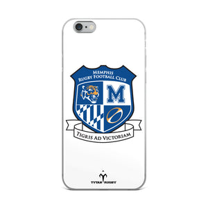 Memphis Rugby iPhone Case