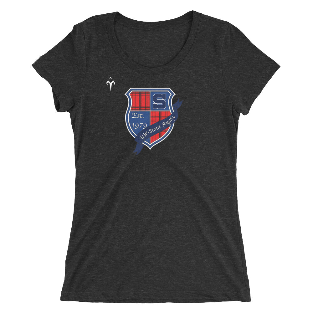 UW Stout Rugby Ladies' short sleeve t-shirt
