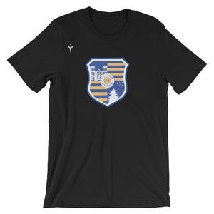 CSS Rugby Short-Sleeve Unisex T-Shirt