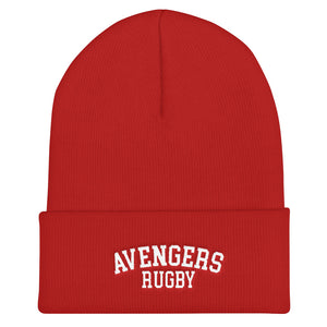 Valley Center Avengers Youth Rugby Cuffed Beanie