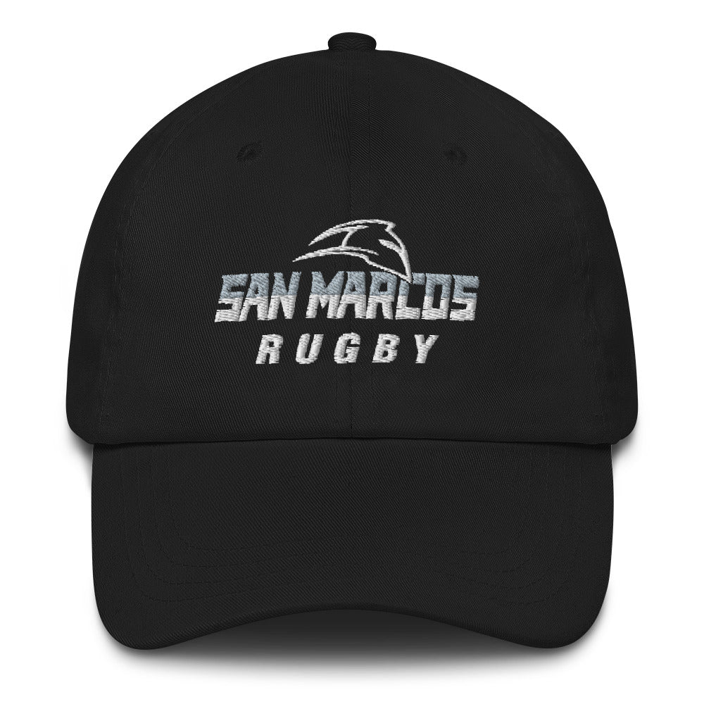 San Marcos Rugby Dad hat
