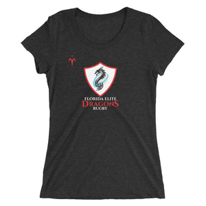 Florida Elite Dragons Ladies' short sleeve t-shirt