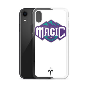 Rocky Mountain Magic Rugby iPhone Case