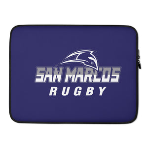 San Marcos Rugby Laptop Sleeve