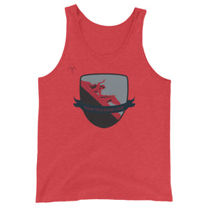 Red Raiders Rugby Unisex Tank Top