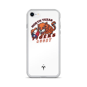 North Texas Tigers Rugby iPhone Case