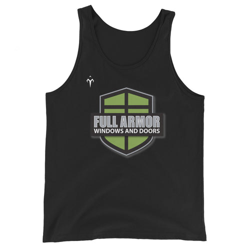 Glenwood Rugby Unisex Tank Top