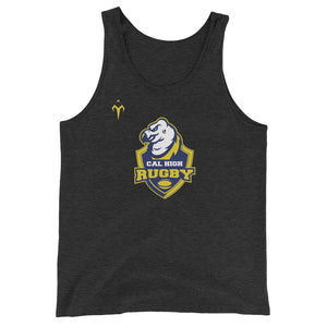 Cal High Rugby Unisex  Tank Top