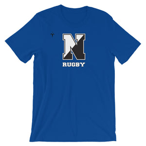North Meck Rugby Short-Sleeve Unisex T-Shirt