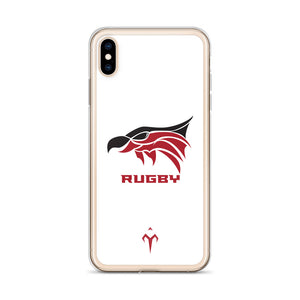 Corona Hawks Rugby iPhone Case