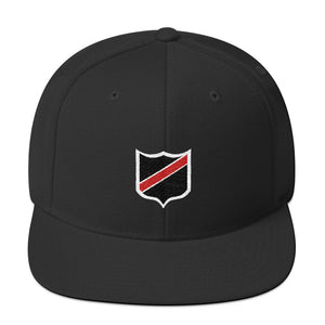 UW Stevens Point Rugby Club Snapback Hat