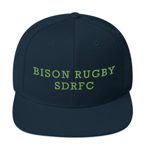 South Davis Bison Snapback Hat