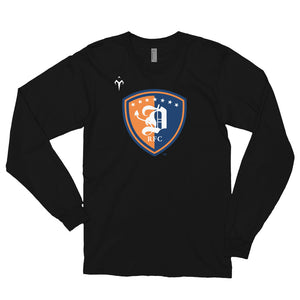 Dallas Diablos Rugby Long sleeve t-shirt