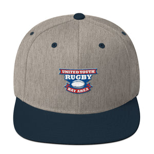 United Youth Rugby Wool Blend Snapback
