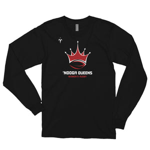 'Nooga Queens Women's Rugby Long sleeve t-shirt