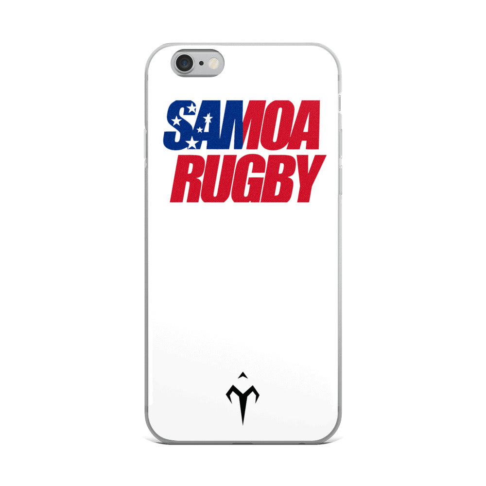 Samoa Rugby iPhone 5/5s/Se, 6/6s, 6/6s Plus Case