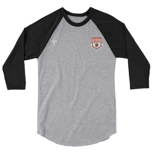 Withrow 3/4 sleeve raglan shirt