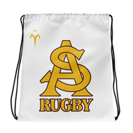 AS Rugby Drawstring bag