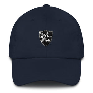 Fort Wayne Rugby Black Dad hat