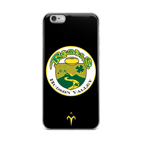 Hudson Valley Rugby iPhone Case