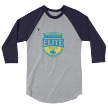 Bluegrass Elite 3/4 sleeve raglan shirt