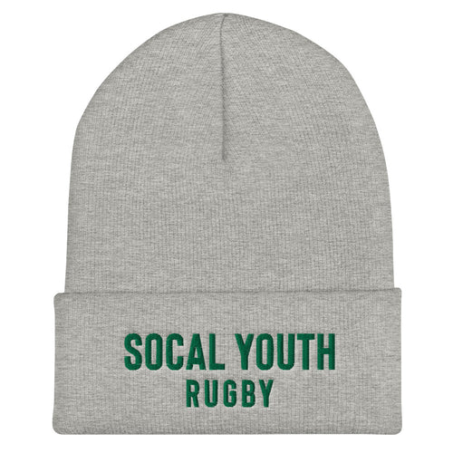 SoCal Youth Rugby Cuffed Beanie