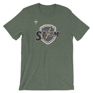 North County Storm Rugby Short-Sleeve Unisex T-Shirt