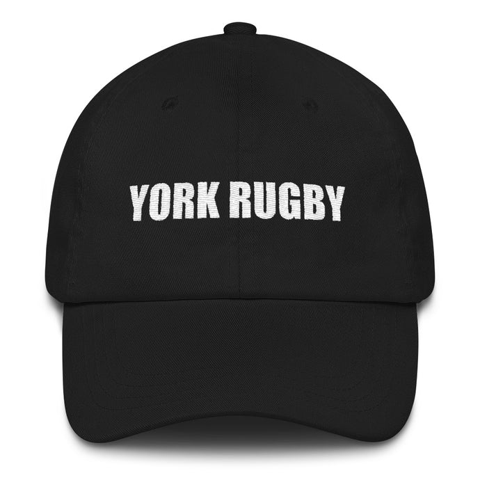 York Rugby Dad hat