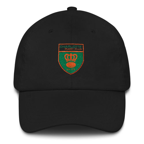 Charlotte Rugby Club Dad hat