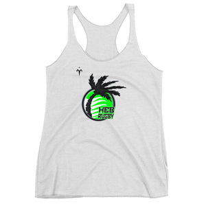 HEB Hurricanes Rugby Women's Racerback Tank