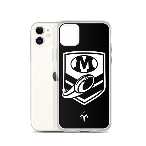 Medina HS Rugby iPhone Case