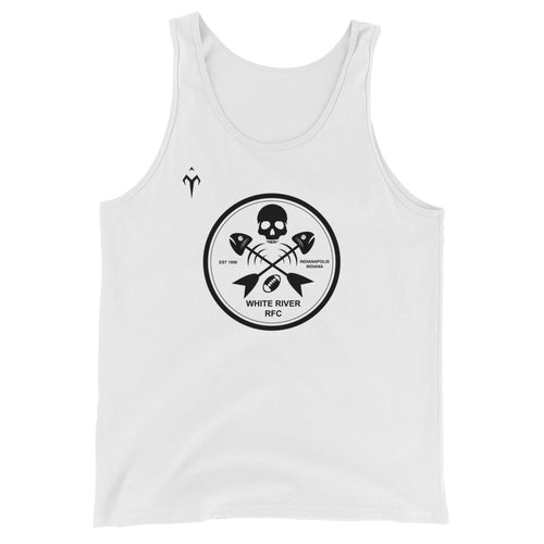 White River RFC Unisex  Tank Top