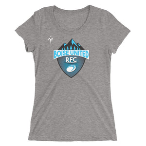 Boise United Rugby Ladies' short sleeve t-shirt