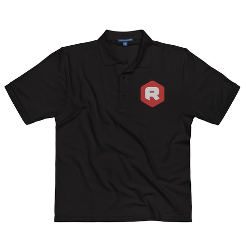 Rugby Exchange Men's Premium Polo