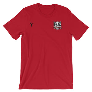 Fond Du Lac unisex short sleeve t-shirt