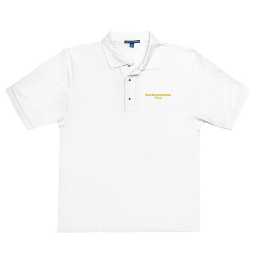 Blackthorn Barbarians Men's Premium Polo