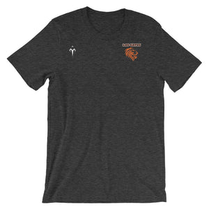 Los Gatos Lions Unisex short sleeve t-shirt