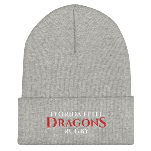 Florida Elite Dragons Cuffed Beanie