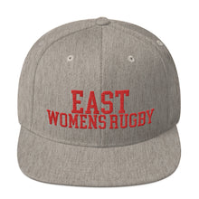 East Women's Rugby Snapback Hat