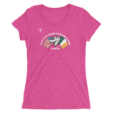Boston Irish Wolfhounds Ladies' short sleeve t-shirt
