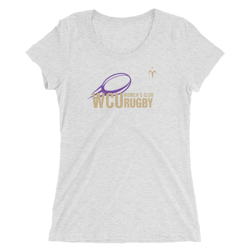 WCU Club Rugby Ladies' short sleeve t-shirt