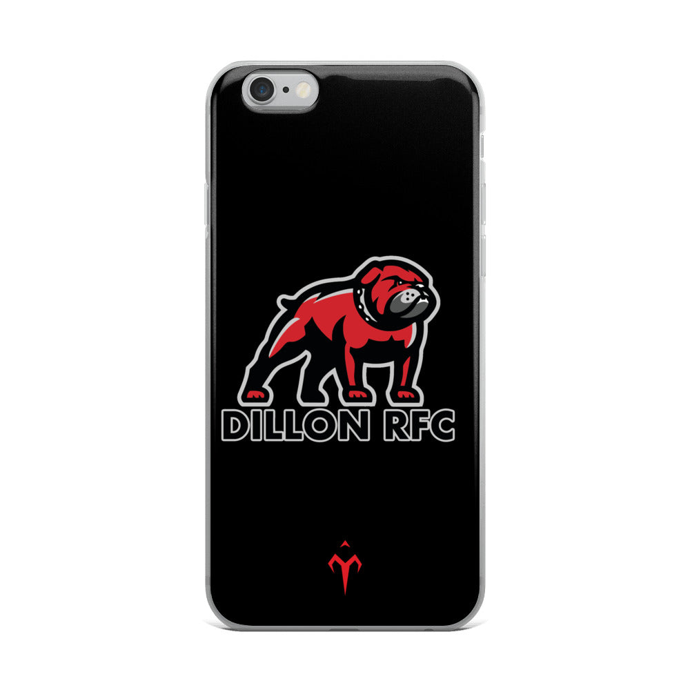 Dillon RFC iPhone Case