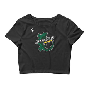 Uticuse Women's Crop Tee