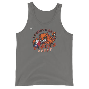 Lewisville Tigers Unisex  Tank Top
