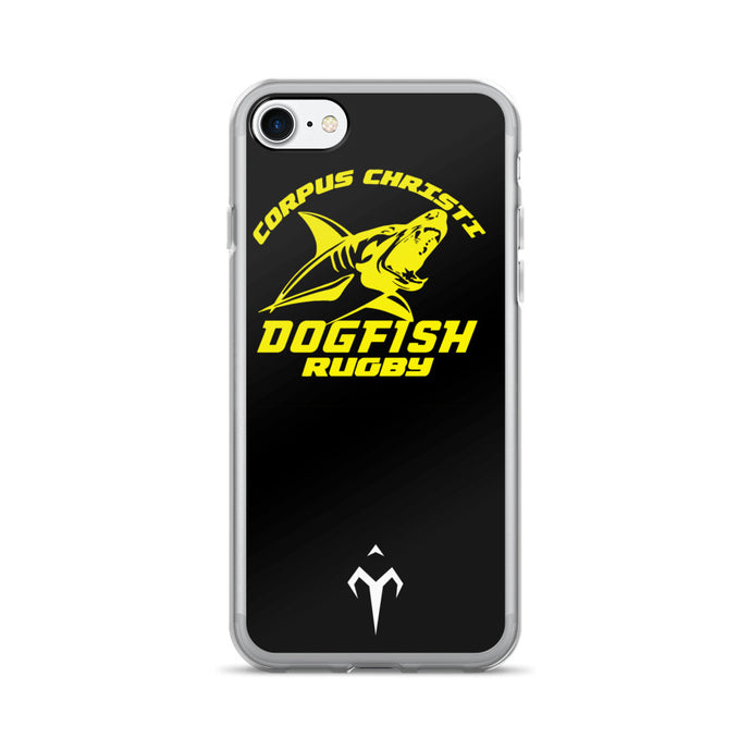 Corpus Christi Dogfish Rugby iPhone 7/7 Plus Case