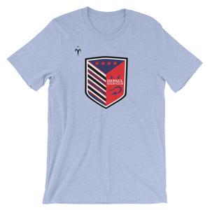 DePaul Rugby Short-Sleeve Unisex T-Shirt