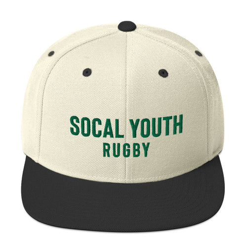 SoCal Youth Rugby Snapback Hat