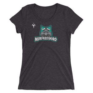Murfreesboro Rugby Ladies' short sleeve t-shirt