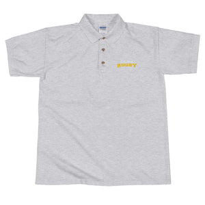Cal High Embroidered Polo Shirt