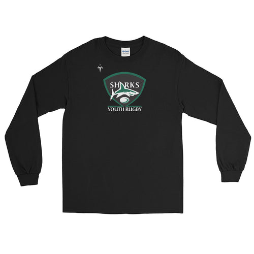 Central Coast Sharks Rugby Long Sleeve T-Shirt